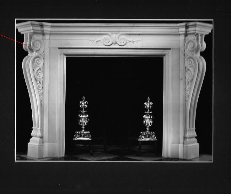 second fireplace -2